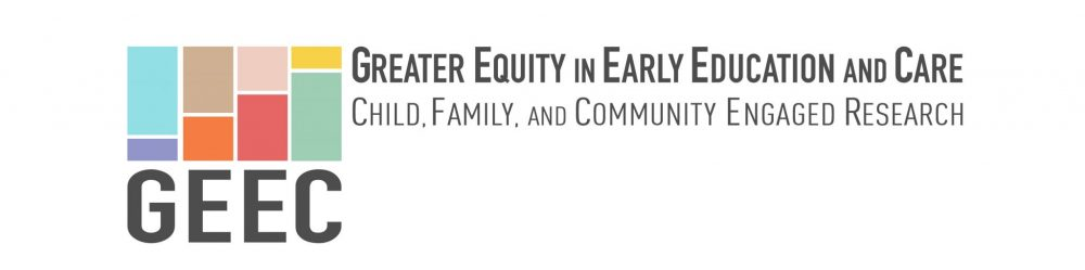 Greater Equity in Early Education and Care